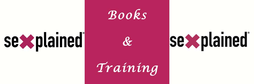Sexplained Books - Sexplained Accredited Training
